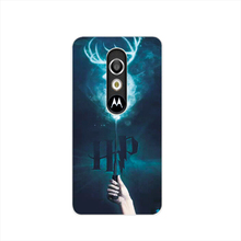 18207 Harry Potter Movie Poster Magic Wand Unique cell phone case cover for For Motorola Moto G3 G4 X+1 PLAY PLUS ONE style