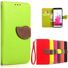Buy LG G3S Case LG G3 Beat mini LGG3 S D722 D724 Leather + Silicon Wallet Flip Cell Phone Case Cover Coque LG G3 Beat couro for $4.52 in AliExpress store