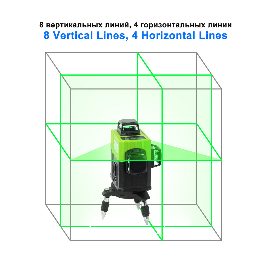 Kaitian Laser Level MG3D5L light 2