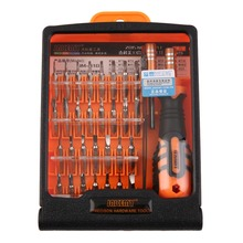 New JAKEMY JM-8101 32 in 1 Precision Screwdriver Set Disassemble Laptop Phone Popular Pull Kit Set Laptop Accessories Hot Sell