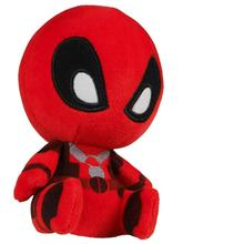 Marvel Movie Deadpool 2016 Soft FUNKO POP Deadpool Spiderman Plush Doll Toy Figure 20CM