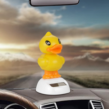 Solar Powered Dancing Animal Doll Automobile Car Dashboard Decoration Ornament Toys Auto Interior Shaking Head Decor Accessories(China)