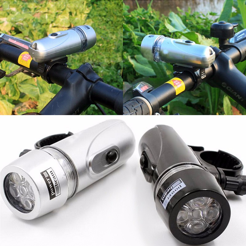 Power Beam Super Bright LED Flash Light for Bicycle with Mounting Access