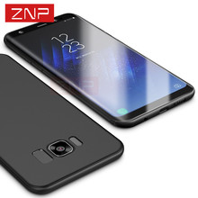 ZNP Highly quality case for Samsung Galaxy S8 S8 plus Ultra thin soft TPU cover cases for Samsung Galaxy S8 S8 plus phone bag