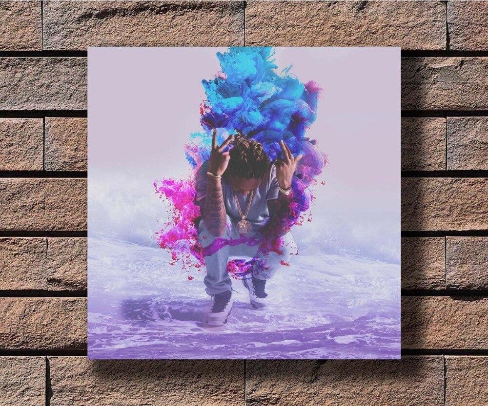 "Future Hendrix poster wall art home decor photo print 24x24/"" inches"