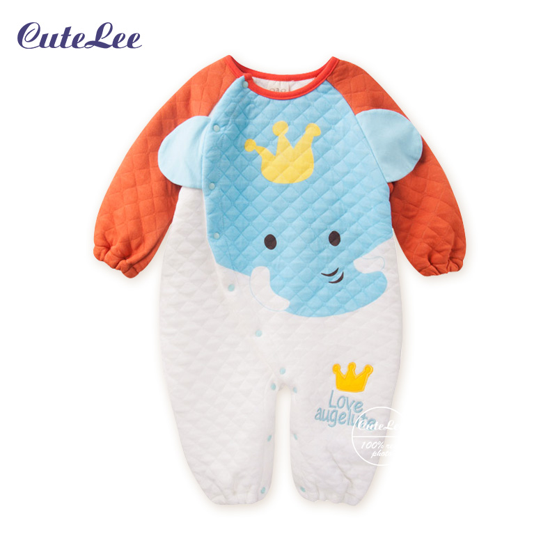 Infant Romper Baby Boys Girls Jumpsuit 7-18 Months Baby Clothing New Spring Cotton Baby Clothes Cute Animal Romper Baby Costumes<br><br>Aliexpress