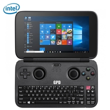 GPD WIN GamePad 5.5 inch Windows 10 Tablet PC Intel Cherry Trail X7-Z8750 Quad Core 1.6GHz 4GB+64GB Game Player WiFi HDMI BT 4.1