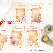 20 sets/1 lot Creative cloud tannka Memo Pad Sticky Notes Escolar Papelaria School Supply Bookmark Post it Label(China)