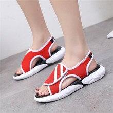 SHANGPREE de moda sandalias de las mujeres para 2019 comodidad transpirable  de Damas zapatos para caminar 7fbdeb370913c
