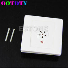 OOTDTY PIR Sensor Light 2-Wire System Sound Motion Wall Mount Control Touch New Switch APR6_30