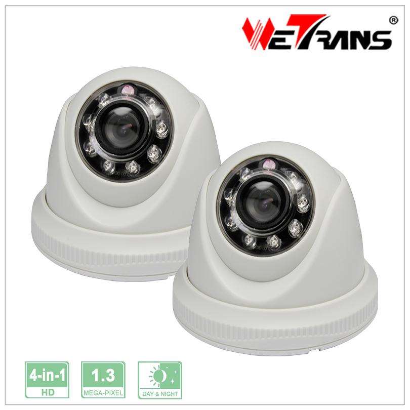 2pcs/lots 3.6MM Fixed Lens 4 in1 Camera Security CCTV Camera Dome Onvif P2P Pluy and Play IR CUT Filter<br><br>Aliexpress