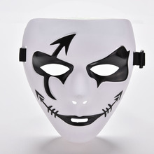 Party Mask Fancy Cool Creepy Ghost Costume Theater Masks Hip-hop Mask Dance Halloween Jabbawockeez Performances Mask
