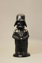 WOBBLER Star wars darth vader bobble head action figure car decoration doll dropship retail wholesale, Free Shipping