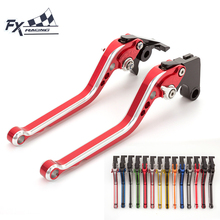 FX CNC MIX Color Motorcycle Brake Clutch Lever For Yamaha YFM 700 Raptor 700R YFM700 2007 - 2017 2008 2009 10 11 12 13 14 15(China)