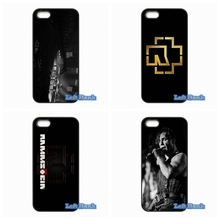 Hottest Heavy Metal Band Rammstein Phone Cases Cover For Apple iPhone 4 4S 5 5S 5C SE 6 6S 7 Plus 4.7 5.5 iPod Touch 4 5 6