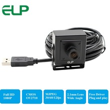 1080p full hd Mjpeg 30fps/60fps/120fps OV2710 Cmos Mini car DVR Usb Camera for Android Linux Raspberry pi Windows support skype(China)