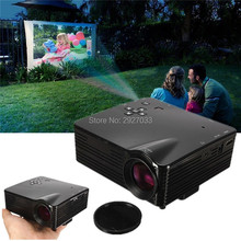 1200 Lumens LED Mini Video Projector  mini pocket projector  home theater projector