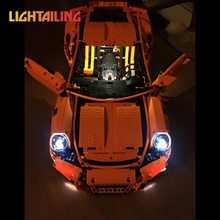 LIGHTAILING Brand Led Light Up Kit DIY Toy For Technic Series 911 GT3 RS Race Car 20001 Compatible with 42056 Kids Toy