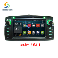 Android 5.1.1 Quad core RK3188 2 Din Car DVD GPS For Toyota Corolla E120 BYD F3 with Capacitive screen WIFI 3G GPS USB Car radio
