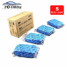 5pcs/Lot Car Magic Blue Cleaner Washing Tool Car Care Clean Mud 3M 180g Clay Bar Cleaning Mud Car Detailing FREE SHIPPING(China)