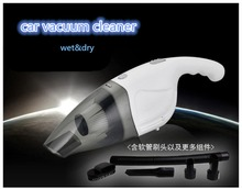 On-vehicle series ,electrical appliance,handle auto vacuum cleaner wet and dry,12V,120W(China)