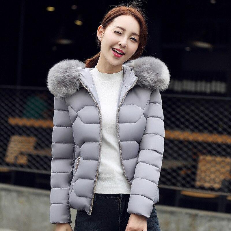 2017 Hooded Women Spring Jacket  New Fashion Autumn Winter Slim Warm Ladies Coats Plus Size Outerwear LOW LUVÎäåæäà è àêñåññóàðû<br><br>