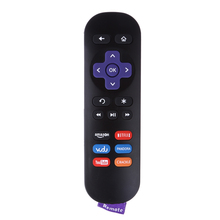 Newest High Quality Replacement Remote Control For ROKU 1 2 3 4 LT HD XD XS Ruko 1 Roku 2 Roku 3 With Strap(China)