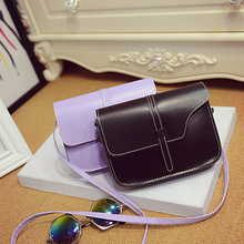 2017 new summer handbag small Korean version of the stylish simplicity small square package mini chain shoulder Messenger bag