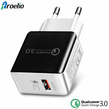 Buy Proelio Quick Charger 3.0 USB Charger QC3.0 Fast Mobile Phone Charger Quick Charge 2.0 Compatible USB charger Samsung Xiaomi for $4.99 in AliExpress store