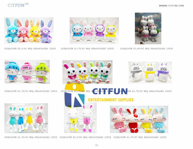 SOFT TOYS FOR CLAW MACHINE__17