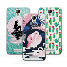 "For Micromax AQ5001 Case Cover For Micromax AQ5001 AQ 5001 5.0"" Case Mermaid Painting Soft TPU Protective Back Case For AQ5001"