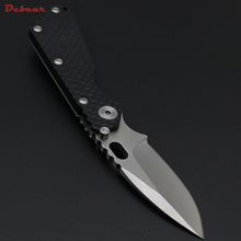 Dcbear High Quality Tactical Folding Knife 9CR13 Pocket Survival Knives G10 Handle Outdoor Camping Hunting Tools EDC Knife