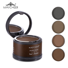 New Fashion MAYCHEER Eyebrow Powder/Hair Line Shadow Powder Makeup Rose Extract Easy to Wear Make Up Eye Brow with Mirror & Puff
