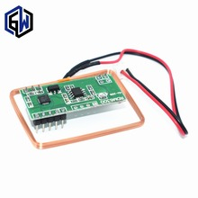 1 set 125Khz RFID Reader Module RDM6300 UART Output Access Control System(China)