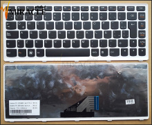 Laptop keyboard For Lenovo Ideapad U310 U310 -ITH U310 -ISE U310 -IFI LA Latin layout with white frame 100% New and Original