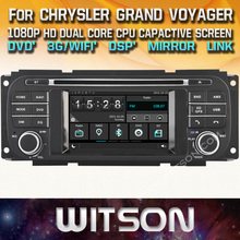 WITSON Car DVD for CHRYSLER GRAND VOYAGER  Jeep Grand Cherokee Jeep Wrangler Jeep Liberty RADIO GPS stereo + DSP Audio+nice gift