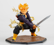 Dragon Ball Kai Anime Trunks Dragonball Z Figures Movie Collectible Action Figuras Toy DBZ Figure