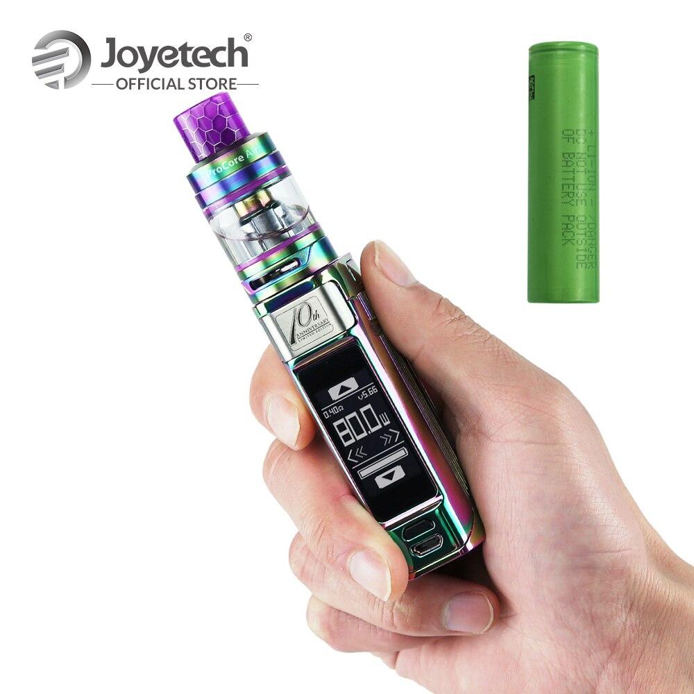 Original Joyetech ESPION Solo Kit With 1PCS 18650 Battery ProCore Air Atomizer 4.5ml By 0.4ohm ProCA Head Electronic Cigarette