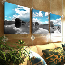 3 Panels Wall Art Canvas Paintings Landscape Pattern Modular Pictures Top-rated Cuadros Decoracion Wall Pictures For Living Room