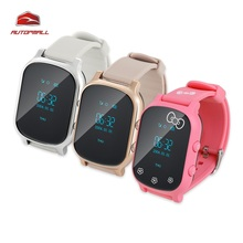 Smart Watch GPS Tracker T58 Personal GPS GSM Tracking Device SOS Button 53 Hours Standby Time GPS Bracelet One Key Calling SOS