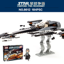 Hot Star Space war Phantom X-wing fighter plane building block mini soldiers Warrior figures bricks toys for boys gifts