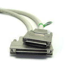 SCSI Cable HPDB68 Female to VHDCI68 Male Cable HPDB 68 Pin Female to VHDCI 68 V.68 Cable Length Customization