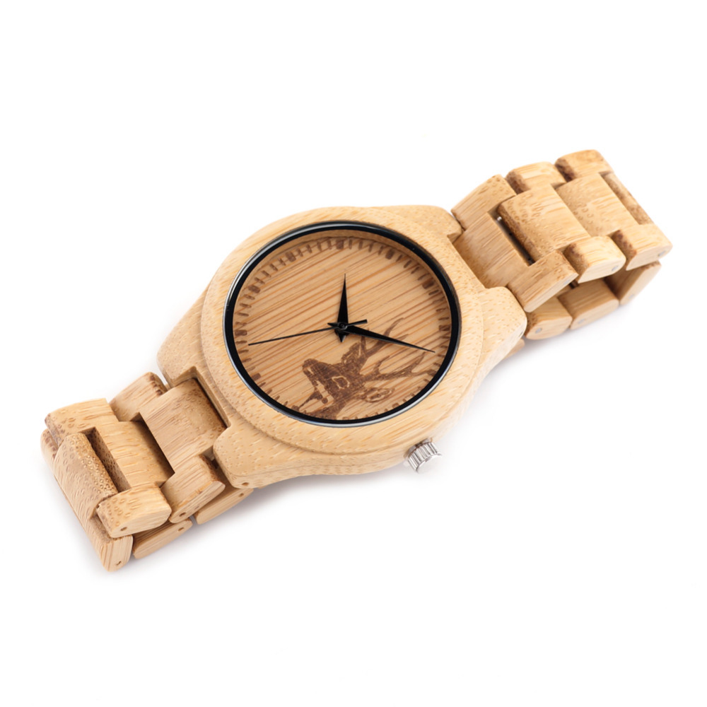 BOBO BIRD All Wood Bamboo Watches Top Brand Designer !
