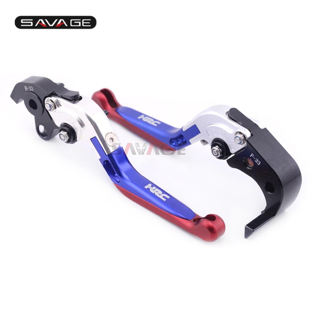 Folding Extendable Brake Clutch Lever Levers (7)