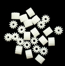 7-2A  plastic gear for toys small plastic gears toy plastic gears set plastic gears for hobby