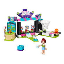 Doinbby 01005 Friends Machine Shooting Amusement Park Building Block 100% Children Gifts 41127 Toy Kit Gifts(China)