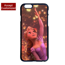 Tangled Rapunzel Cover Case for LG G3 G4 iPhone 4 4S 5 5S 5C 6 6S 7 Plus iPod 5 Samsung S3 S4 S5 Mini S6 S7 Edge Plus Note 3 4 5