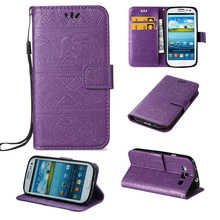 Cases For Samsung Galaxy S3 Cover S III i9300 I9305 I9308 I747 T999 GT-I9300 Cell Phone Bags Skin Protective Holster SCAE03