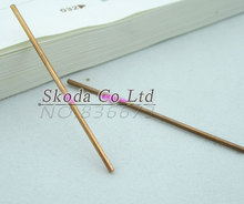1.5*45MM copper aluminum spot welding spot welding electrode materials needle, Alumina copper solder pin Battery spot welder