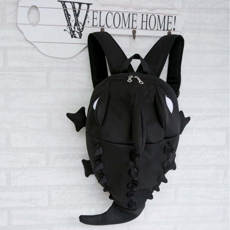 3D Chameleon Backpack Fashion Women Backpack Newest Stylish Cool Black PU Leather Female Hot Sale Women shoulder bag school bags
